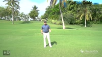 Strategy for Uphill Lie - Video Lesson by Tom Stickney Top 100 Teacher