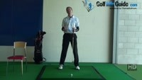 Golf Stretches, 1  Seated Over Shoulder Club Rotation Video - by Pete Styles
