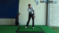 Golf Stretches 13 - Upside down to aid speed, Golf Video - by Pete Styles