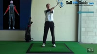 Golf Stretches 15 - Vertical Club Waggle Video - by Pete Styles