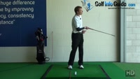 Strike Your Golf Chips Shots Better, Tour Alignment Sticks Drill Video - by Pete Styles