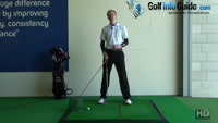 Strike the Ball Better with the Correct Hand Position, Tour Alignment Sticks Drill Video - by Pete Styles
