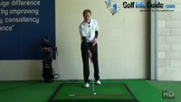 Strike the Golf Ball Like a Pro With This Tour Alignment Sticks Impact Drill Video - by Pete Styles