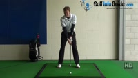 Golf Swing Drill, Shorter Swing 2 Strong Front Arm And Front Wrist Video - by Pete Styles