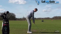 Supporting Your Golf Back Swing Video - by Pete Styles