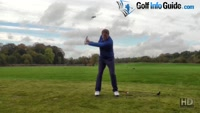 Sweeping - Golf Lessons & Tips Video by Pete Styles