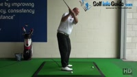 Swing Dont Lift How Senior Golfers can improve their golf and ball strike Video - by Dean Butler
