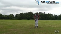 Swing Thoughts For Divots And Sweeping - Senior Golf Tip Video - by Peter Finch