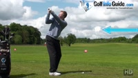 Symptoms Of A Laid Off Backswing Golf Position Video - by Pete Styles