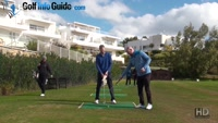 Taking A Divot After The Ball Explained - Video Lesson by PGA Pros Pete Styles and Matt Fryer