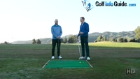 Taking The Club Back Correctly - Video Lesson by PGA Pros Pete Styles and Matt Fryer