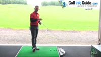 Taking The Movements To The Golf Course - Pre-Shot Routine Video - by Peter Finch