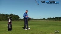 Technique using golf ball flight to vary distance Video - by Pete Styles