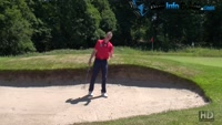 Techniques For Playing Safely Out Of Golf Bunkers Video - by Pete Styles