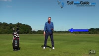 Techniques for hitting in to a firm left side in golf Video - Lesson by PGA Pro Pete Styles