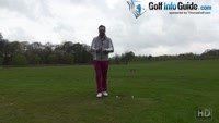 Testing And Measuring Golf Stance Width Video - by Peter Finch