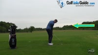The Advantage Of Trapping Your Golf Iron Shots Video - by Pete Styles