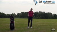 The Aiming Process In Golf Video - by Pete Styles