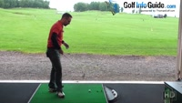 The Back Leg And Hip Movement During The Golf Back Swing Video - by Peter Finch