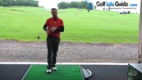 The Back Leg Movement During The Golf Swing Takeaway Video - by Peter Finch