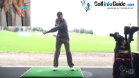 The Benefits Of A Strong Golf Grip Position Video - by Pete Styles