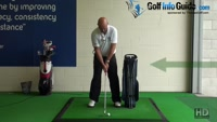 The Best Senior Golfers Swing Tip for How to Rotate Your Body Without Sliding Video - by Dean Butler