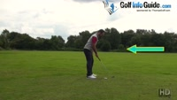 The Challenges Of Hitting A Golf Ball Below Your Feet Video - by Peter Finch