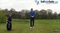 The Characteristics Of A Strong Golf Grip Video - by Pete Styles