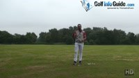 The Correct Mindset Of Striking Down And Through With Golf Irons Video - by Peter Finch