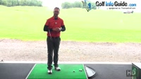 The Correct Wrist Bend For A Close In Golf Pitch Shot Video - by Peter Finch