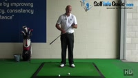 The Correct way for Senior Golfers to play a Running Chip Shot Video - by Dean Butler
