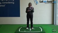 The Cure For Vibration From Off Center Contact, Women Golf Tip Video - by Natalie Adams