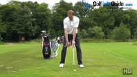 The Effect of Knee Separation on the Rest of Your Swing Video - by Pete Styles