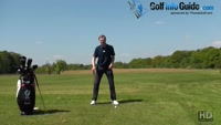 The Golf Stance In The Short Game Video - by Pete Styles
