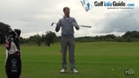 The Ideal Golf Fairway Golf Impact Position Video - by Pete Styles