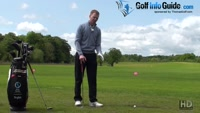 The Influence Of The Lie In Your Golf Chip Shot Selection Video - by Pete Styles