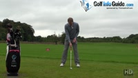 The Left Hip In The Golf Backswing Video - by Pete Styles