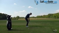 The Low Spinning Golf Chip Shot Video - by Pete Styles