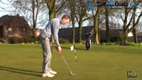 The Mechanics Of An Arc Putting Stroke Video - by Pete Styles