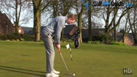 The Mechanics Of Straight-Back Straight-Through Golf Putting Stroke Video - by Pete Styles
