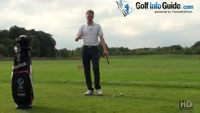 The Mental Side Of Using Your Wrist Hinge Correctly In Your Golf Backswing Video - by Pete Styles