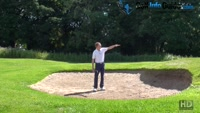 The Occasional Golf Bunker Shot With A Pitching Wedge Video - by Pete Styles