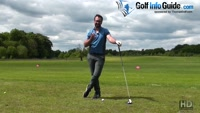 The Permanent Chicken Wing In Lee Westwoods Golf Swing Video - by Peter Finch