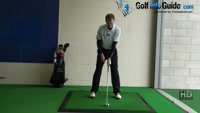 The Right Way to Keep Your Left Arm Straight, Golf Video - Lesson by PGA Pro Pete Styles