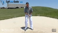 The Roll of The Spine for Bunker Shots by Tom Stickney