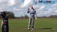 The Simple Role Of The Left Elbow In The Golf Swing Video - by Pete Styles
