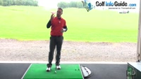 The Strength Needed During The Golf Set-Up For A Core Driven Swing Video - by Peter Finch