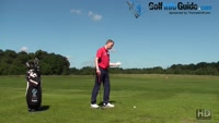 The issue of nerves when chipping and pitching in golf Video - by Pete Styles