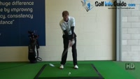 Think left palm up to stop golf hooks and pulls - Golf Video - Lesson by PGA Pro Pete Styles
