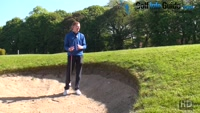 Thinking Clearly In A Golf Bunker Video - by Pete Styles